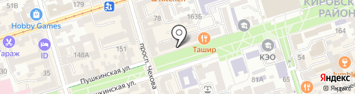 Fabrik13 на карте Ростова-на-Дону