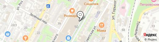 Sochi Voices на карте Сочи