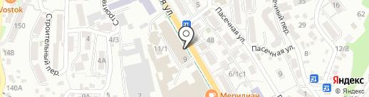 Studio Fit на карте Сочи