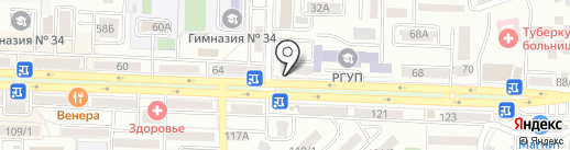 Hard-Reset на карте Ростова-на-Дону