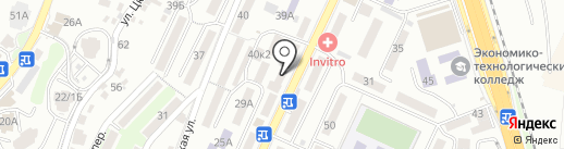 ЛОМБАРД КЭШ на карте Сочи