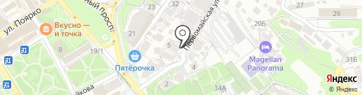 Ералаш на карте Сочи