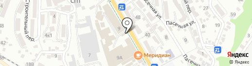 ЕвроStok на карте Сочи