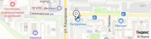 ПочинМед на карте Рязани