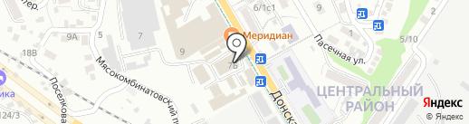 Мастер пол на карте Сочи