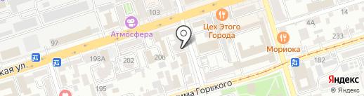 Платежный терминал, КБ Союзный на карте Ростова-на-Дону
