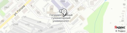 Carpaco.ru на карте Рязани