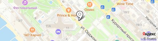 Академический колледж на карте Сочи
