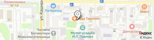 LACONIC CINEMA на карте Рязани