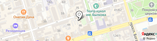 Pop Sweets на карте Ростова-на-Дону