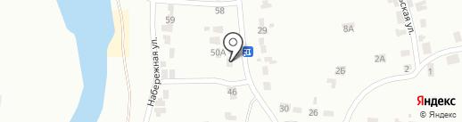 Почтовое отделение на карте Липецка