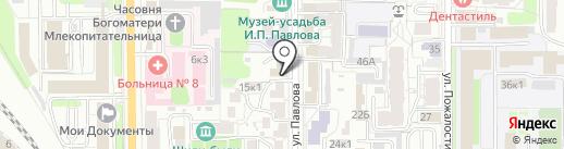 Смешная цена на карте Рязани