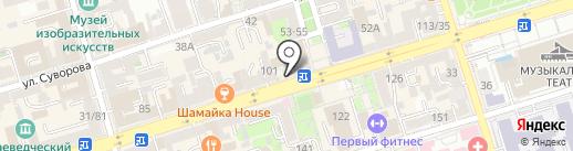 K-Store 61 на карте Ростова-на-Дону