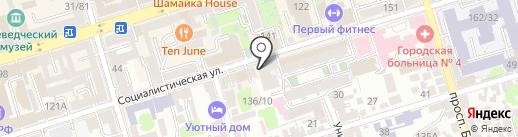 Южные финансовые традиции на карте Ростова-на-Дону