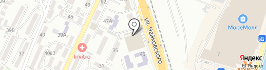 Магазин экопродуктов на карте Сочи