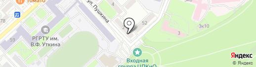 РадиоПрофи на карте Рязани