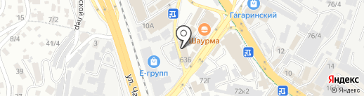 Ремонтная компания на карте Сочи