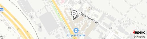 Лидер на карте Сочи