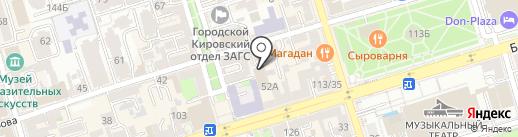 Dream Maker на карте Ростова-на-Дону