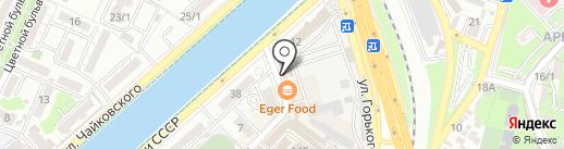 Лавка старьевщика на карте Сочи