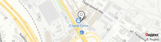 Сезам на карте Сочи