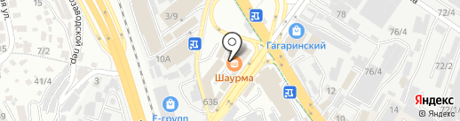У Боцмана на карте Сочи