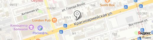Сантехник Сантехналад на карте Ростова-на-Дону