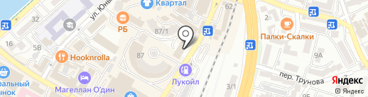 Графская Кухня на карте Сочи