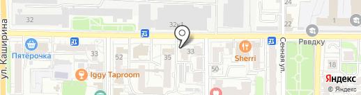 IT-MASTER62 на карте Рязани