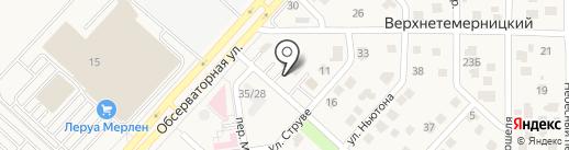 ЛАЙТ ХАУС на карте Темерницкого