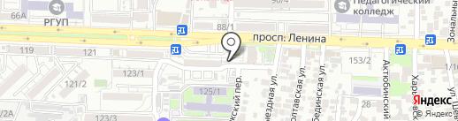 Coffe room на карте Ростова-на-Дону