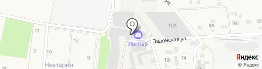 Прометком на карте Темерницкого