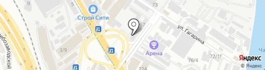 Кафель-дешевле.рф на карте Сочи