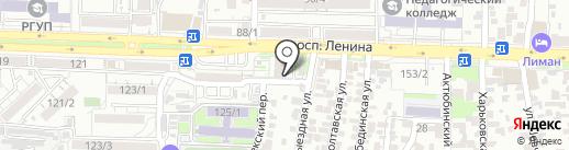 Ведущая мемориальная компания на карте Ростова-на-Дону