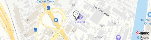 ФАРН на карте Сочи