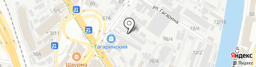 Теплолюкс-Сочи на карте Сочи