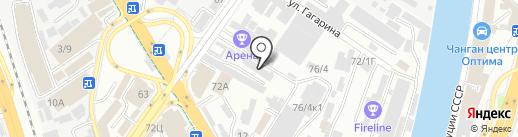 Производственная компания на карте Сочи