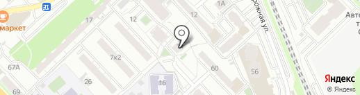 Quick Resto на карте Рязани