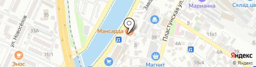 Автоэксперт на карте Сочи
