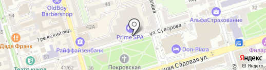 Sugar Dance на карте Ростова-на-Дону