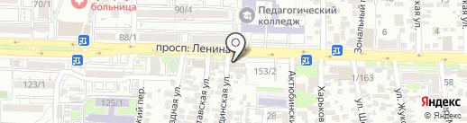 Авто Проф-тех центр на карте Ростова-на-Дону