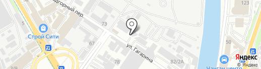 ПромВентСочи на карте Сочи