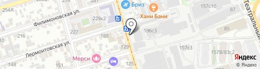 Пром-Системы на карте Ростова-на-Дону