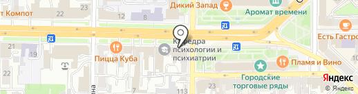 Аптека на карте Рязани