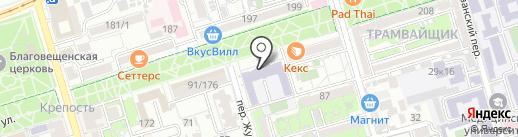 ИППОН на карте Ростова-на-Дону