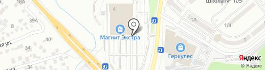 Dcolor на карте Ростова-на-Дону