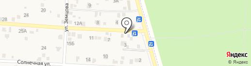 Темерницкий на карте Темерницкого