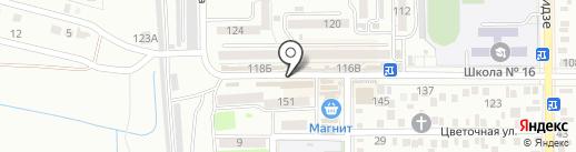 Хмельной shop & pub на карте Батайска