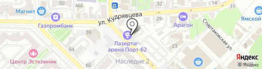Techport.ru на карте Рязани