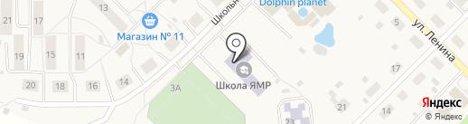Дубковская средняя общеобразовательная школа с дошкольным отделением на карте Дубков
